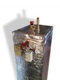 Incalzitor Ionic cu schimbător de căldură STAFOR 20-30HE
