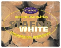 Înălbitor din lemn (clor) STAFOR WHITE