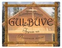 Grund pentru lemn GULBUVE (LOG HOUSE)